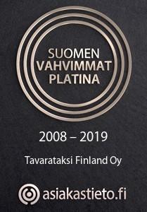 Tavarataksi Finland - Suomen Vahvimmat 2019