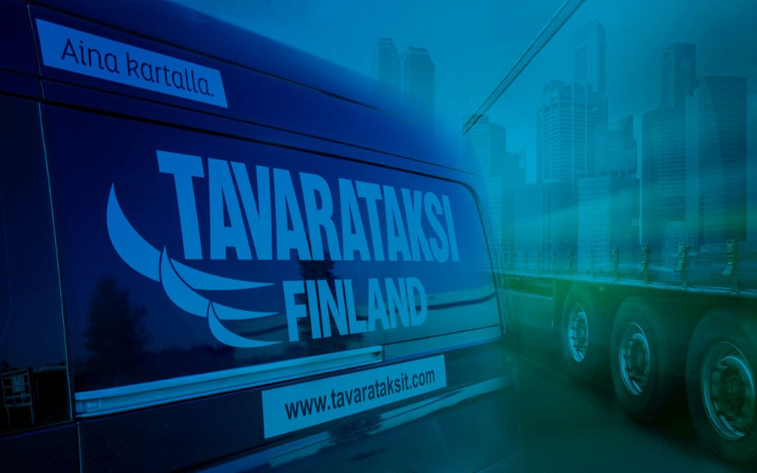BE Group ja Tavarataksi Finland tähtäävät yhdessä päästöttömään jakeluun